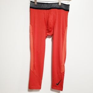 NIKE Men Dri-Fit Capri Leggings